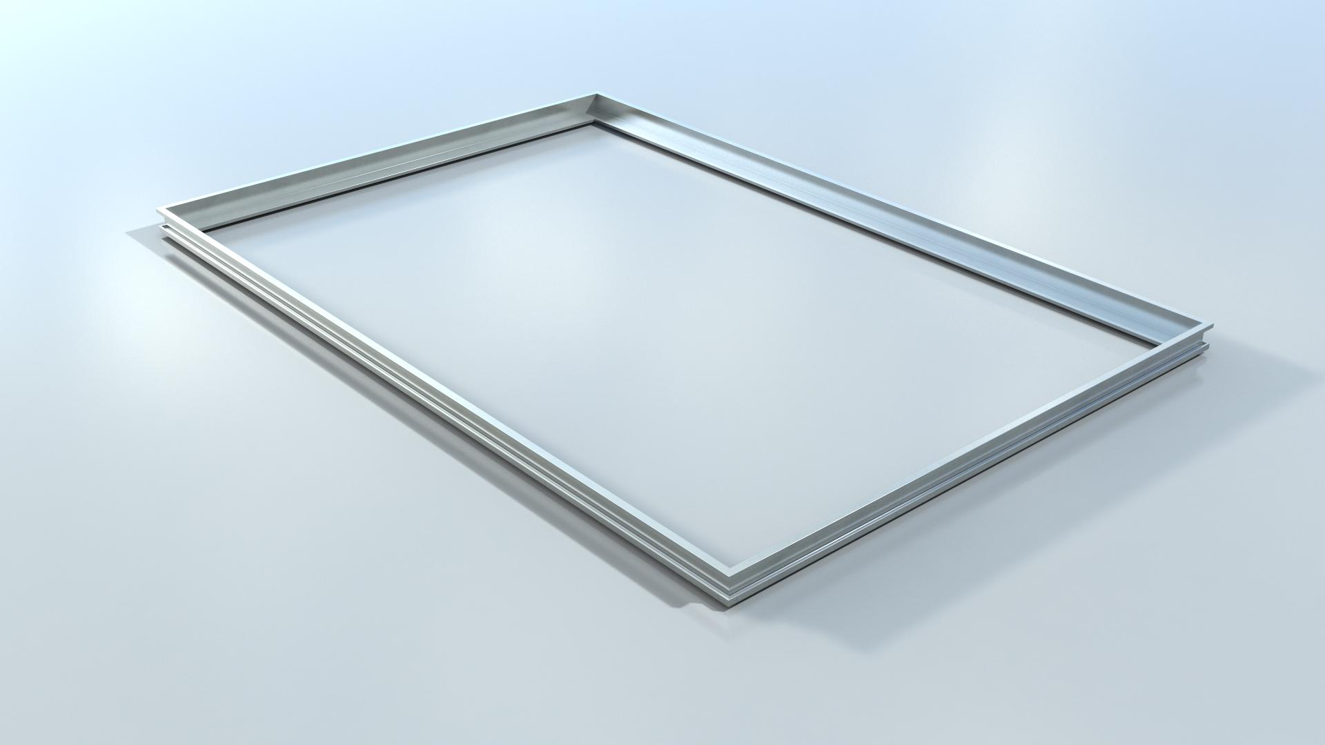 Rama montażowa dla profilu 12/30mm<br />6 mm